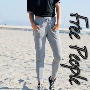 Free People Back Into It Joggers NWT S